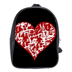 Valentine s Day Design School Bags (xl)