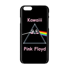 Cute Pink Floyd  Apple Iphone 6/6s Black Enamel Case by Brittlevirginclothing