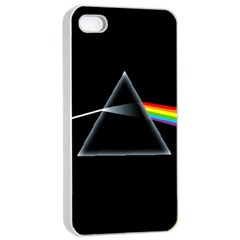 Pink Floyd  Apple Iphone 4/4s Seamless Case (white) by Brittlevirginclothing