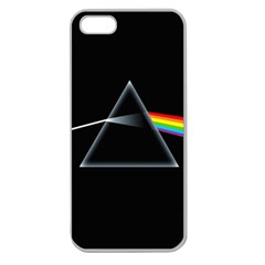 Pink Floyd  Apple Seamless Iphone 5 Case (clear) by Brittlevirginclothing