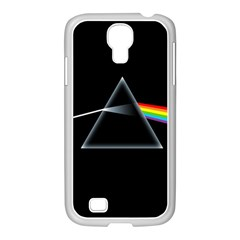 Pink Floyd  Samsung Galaxy S4 I9500/ I9505 Case (white) by Brittlevirginclothing