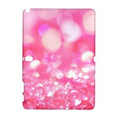 Cute Pink Transparent Diamond  Galaxy Note 1 by Brittlevirginclothing