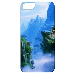 Fantasy Nature  Apple Iphone 5 Classic Hardshell Case by Brittlevirginclothing