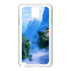 Fantasy Nature  Samsung Galaxy Note 3 N9005 Case (white) by Brittlevirginclothing