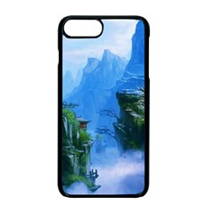 Fantasy Nature  Apple Iphone 7 Plus Seamless Case (black) by Brittlevirginclothing