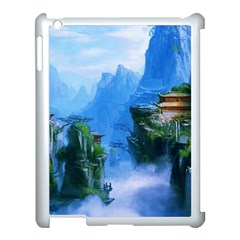 Fantasy Traditional Nature  Apple Ipad 3/4 Case (white) by Brittlevirginclothing