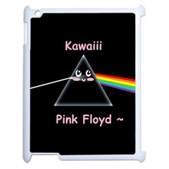 Kawaii Pink Floyd  Apple Ipad 2 Case (white) by Brittlevirginclothing