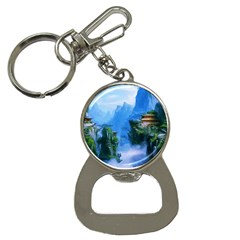 Fantasy Nature Bottle Opener Key Chains by Brittlevirginclothing
