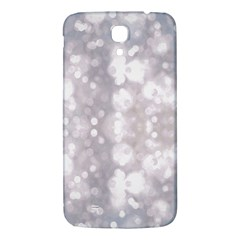 Light Circles, Rouge Aquarel Painting Samsung Galaxy Mega I9200 Hardshell Back Case