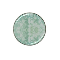 Light Circles, Mint Green Color Hat Clip Ball Marker (10 Pack) by picsaspassion