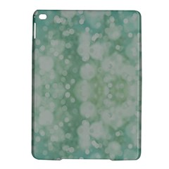 Light Circles, Mint Green Color Ipad Air 2 Hardshell Cases by picsaspassion