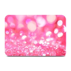 Pink Diamond  Plate Mats by Brittlevirginclothing