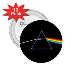 Pink Floyd  2 25  Buttons (10 Pack)  by Brittlevirginclothing