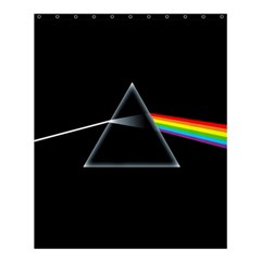 Pink Floyd  Shower Curtain 60  X 72  (medium)  by Brittlevirginclothing