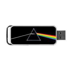 Pink Floyd  Portable Usb Flash (two Sides) by Brittlevirginclothing