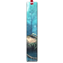 Mysterious Fantasy Nature  Large Book Marks by Brittlevirginclothing