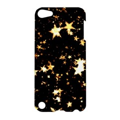 Golden Stars In The Sky Apple Ipod Touch 5 Hardshell Case by picsaspassion