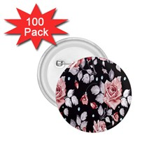 Vintage Flower 1 75  Buttons (100 Pack)  by Brittlevirginclothing