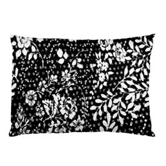 Flower Pillow Case by Brittlevirginclothing