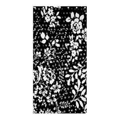 Flower Shower Curtain 36  X 72  (stall)  by Brittlevirginclothing