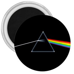 Pink Floyd  3  Magnets by Brittlevirginclothing