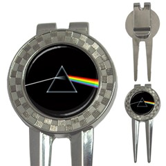 Pink Floyd  3 In 1 Golf Divots by Brittlevirginclothing