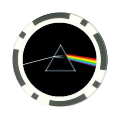 Pink Floyd  Poker Chip Card Guards (10 Pack)  by Brittlevirginclothing
