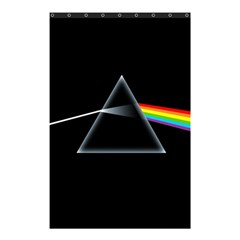 Pink Floyd  Shower Curtain 48  X 72  (small)  by Brittlevirginclothing