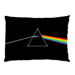 Pink Floyd  Pillow Case (two Sides) by Brittlevirginclothing