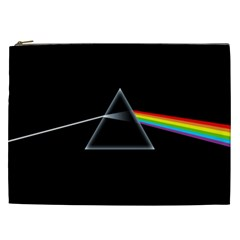 Pink Floyd  Cosmetic Bag (xxl)  by Brittlevirginclothing