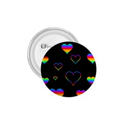 Rainbow Harts 1 75  Buttons