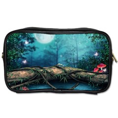 Mysterious Fantasy Nature Toiletries Bags by Brittlevirginclothing