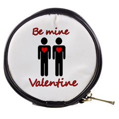 Be Mine Valentine Mini Makeup Bags
