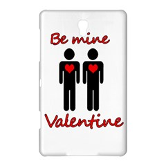Be Mine Valentine Samsung Galaxy Tab S (8 4 ) Hardshell Case