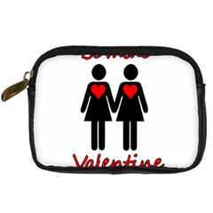 Be My Valentine 2 Digital Camera Cases