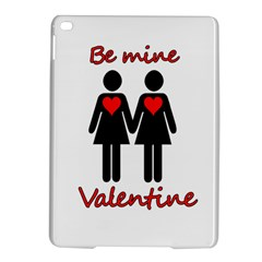 Be My Valentine 2 Ipad Air 2 Hardshell Cases by Valentinaart