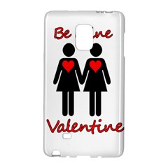 Be My Valentine 2 Galaxy Note Edge by Valentinaart