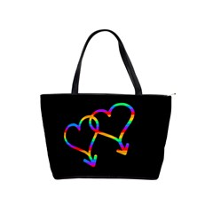 Love Is Love Shoulder Handbags