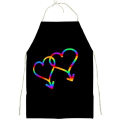 Love Is Love Full Print Aprons by Valentinaart