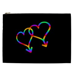 Love Is Love Cosmetic Bag (xxl)