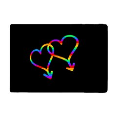 Love Is Love Apple Ipad Mini Flip Case by Valentinaart