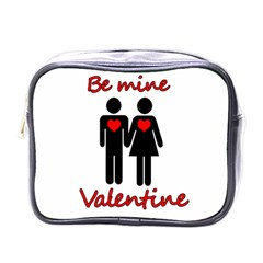 Be Mine Valentine Mini Toiletries Bags