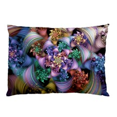 Pong Synth Curl Amorina 02 Whiskey 01 Peggi 05 Pstl Pz Pix Pillow Case (two Sides) by WolfepawFractals