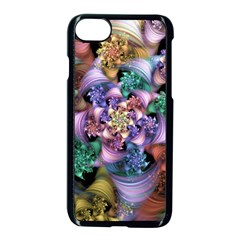 Pong Synth Curl Amorina 02 Whiskey 01 Peggi 05 Pstl Pz Pix Apple Iphone 7 Seamless Case (black) by WolfepawFractals