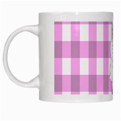 Cute Anime Girl White Mugs by Brittlevirginclothing
