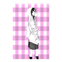 Cute Anime Girl Shower Curtain 48  X 72  (small)  by Brittlevirginclothing