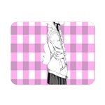 Cute Anime Girl Double Sided Flano Blanket (Mini)  35 x27  Blanket Front