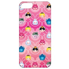 Alice In Wonderland Apple Iphone 5 Classic Hardshell Case by reddyedesign