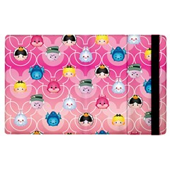 Alice In Wonderland Apple Ipad 2 Flip Case by reddyedesign