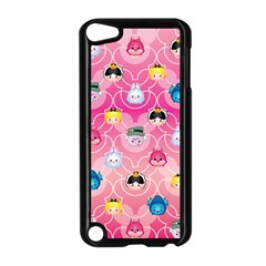 Alice In Wonderland Apple Ipod Touch 5 Case (black) by reddyedesign